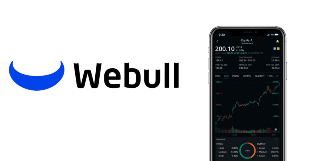Webull   One Of The Best Free Stock Trading Apps For Beginners