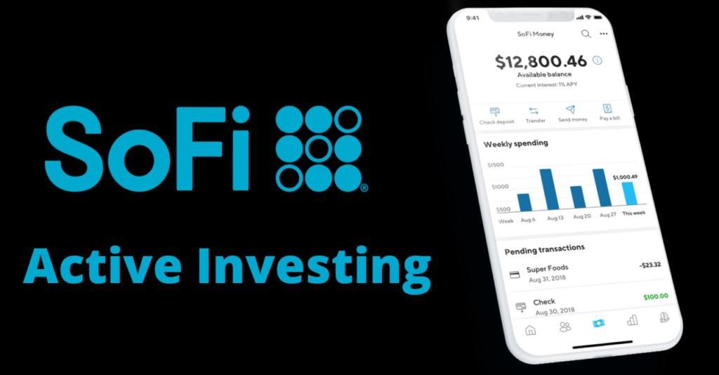 SoFi   Best stock trading app for learning